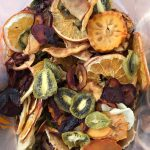 Export dried fruit packed
