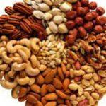 صادرات انواع محصولات خشکبار